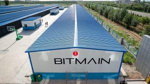 Bitmain arrête la livraison mondiale de machines d'extraction de bitcoins pour augmenter ses prix